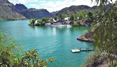 Casa Lago Los Reyunos - San Rafael - Mza