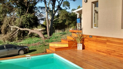 Casa En Alquiler En Sierra De Los Padres 3 Ambientes Nueva!