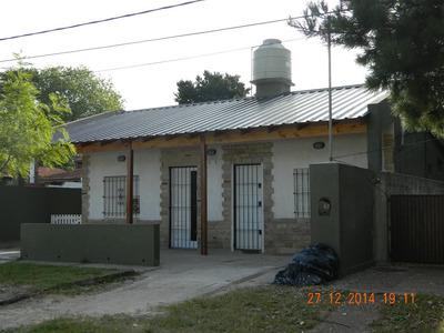 Casa En Las Toninas Para Fines De Semana Largos
