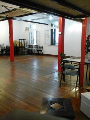 Salon En Caballito,asocio Ideal,danzas,gym,fiestas,eventos.