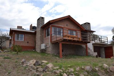 Alquilo Casa A Estrenar En Villa General Belgrano Cordoba