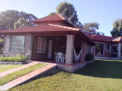 Excelente Casa En Las Sierras De Cordoba