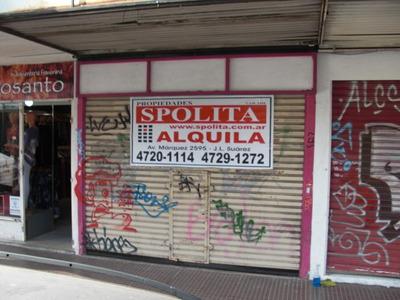 Local Comercial De Tres Por Nueve Con Vestidor Y Baño