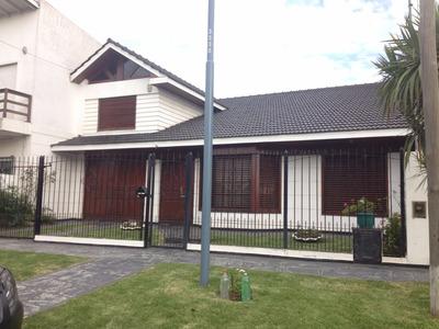 Alquiler Casa De Categoría En Mar Del Plata