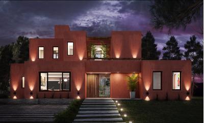 Casa A Estrenar De Calidad Residencial 1 Lote Culdesac