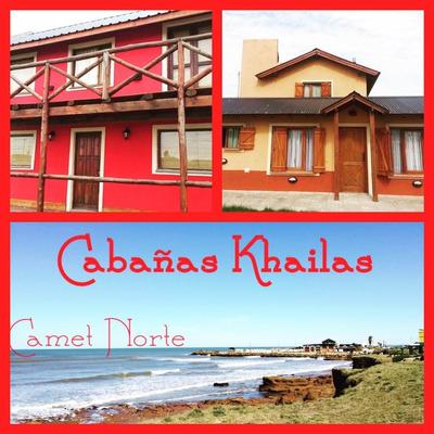 Camet Norte Khailas Cabañas De Mar