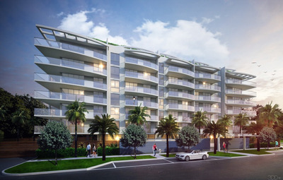Departamento En Venta En The Highlands Miami 2dor + 2baños