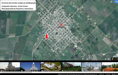 Dueño Vende - Lote De 3100m2 En Urdinarrain