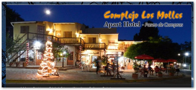 Apart Hotel En Potrero De Los Funes Cabañas Departamentos