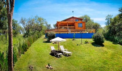 Cabaña En Villa General Belgrano Para 6 Personas Esplendida