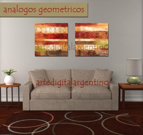 abstractos decoracion cuadros