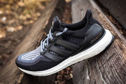 Adidas Ultra Boost hombre grises