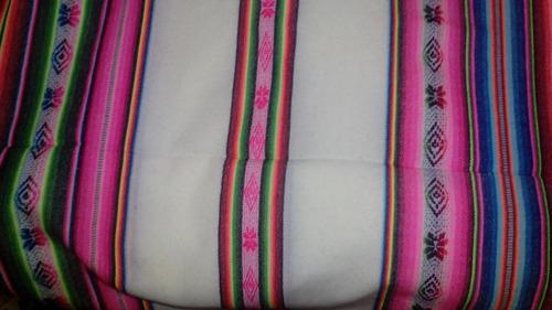 aguayos bolivianos / 1.20 x2.40