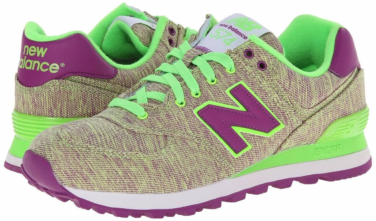 new balance mujer 2016 verdes