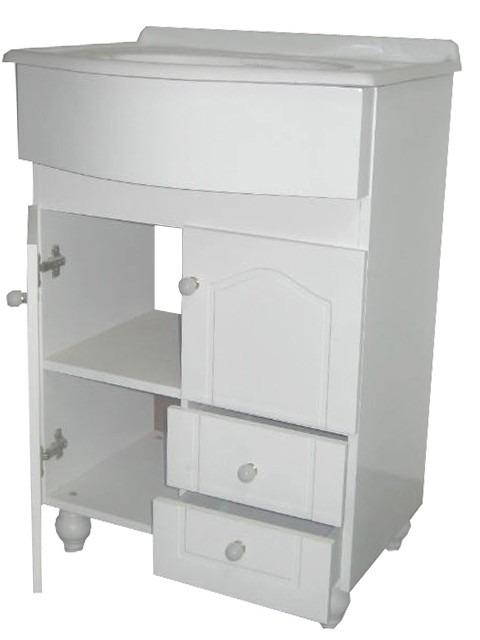 Muebles Para Baño Laqueados:Vanitory Amoblamiento 501 Baños Muebles Laqueados Botiquin – $ 2055