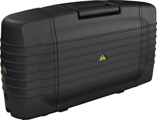 behringer epa150 sistema portatil de 5 canales 2x75w maleta