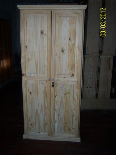biblioteca de 80 con puertas tablero con llave y pasador