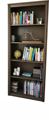 biblioteca modular 5 estantes reproex r-15111 envio gratis!