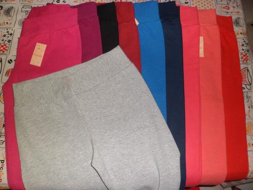 calzas lycra rectas disponibles en varios colores y talles!!