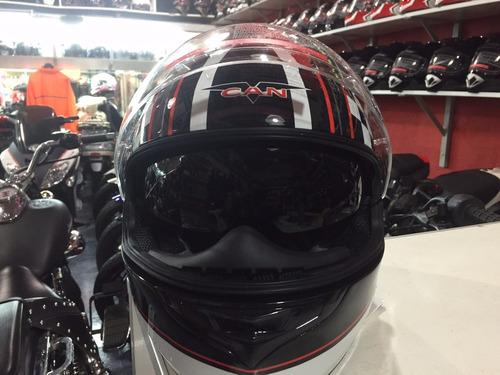 casco integral motos