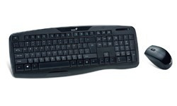 combo teclado+mouse genius kb-8000x wireless smart tv pc