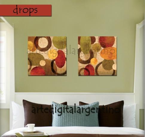 cuadros abstractos decoracion