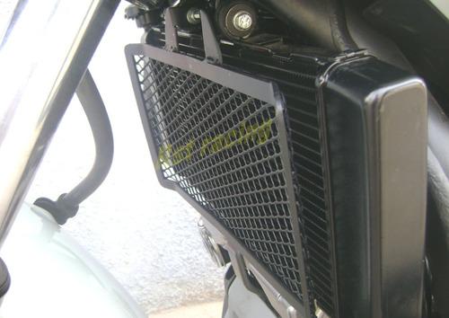 cubre radiador honda nc 700