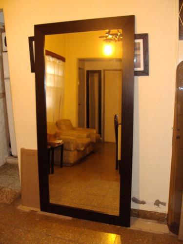espejos 1ºcalidad 1,80 x 80 marcos de 9cm  promo todoespejos