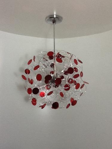 ezzolamps lampara colgante araña moderna fabricante led