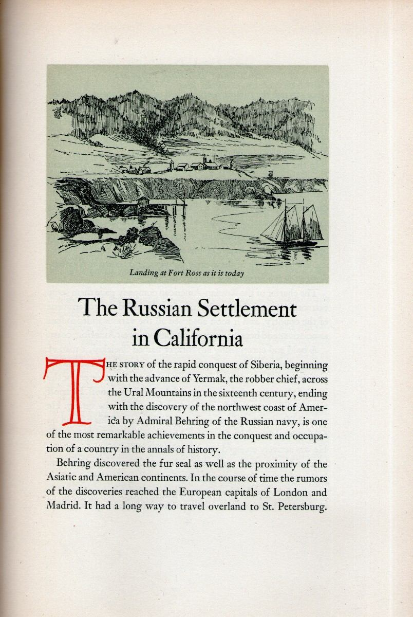 For The Russian Settlements 2