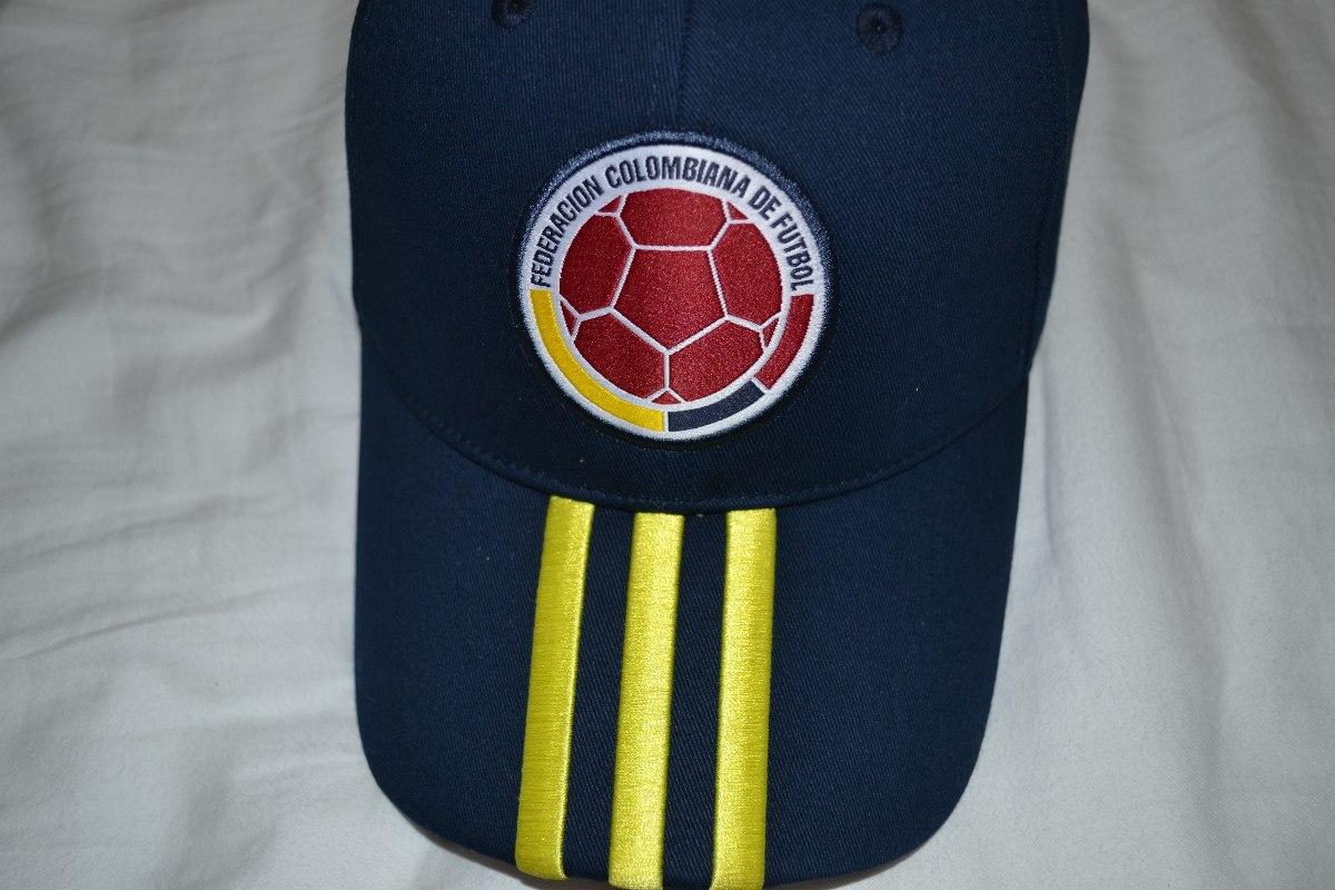 774bacc4ce183 gorra adidas seleccion colombia 2011