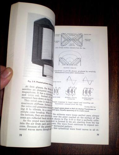 libro de audio _ stereo high fidelity speaker systems