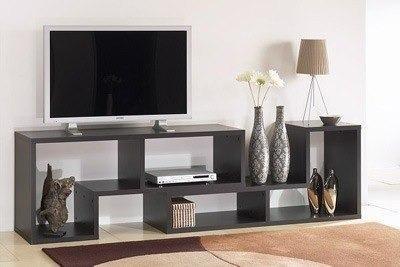 mesa de tv lcd - modular - rack - modulos l - bibliotecas!!