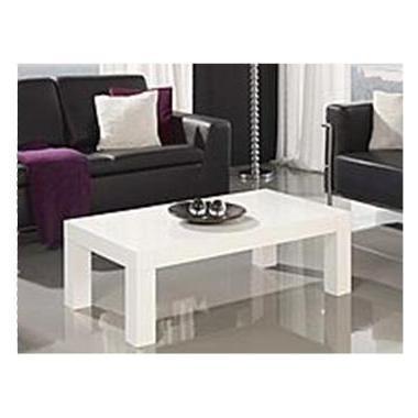 mesa ratona laqueada madera moderna minimalista 100x60cm