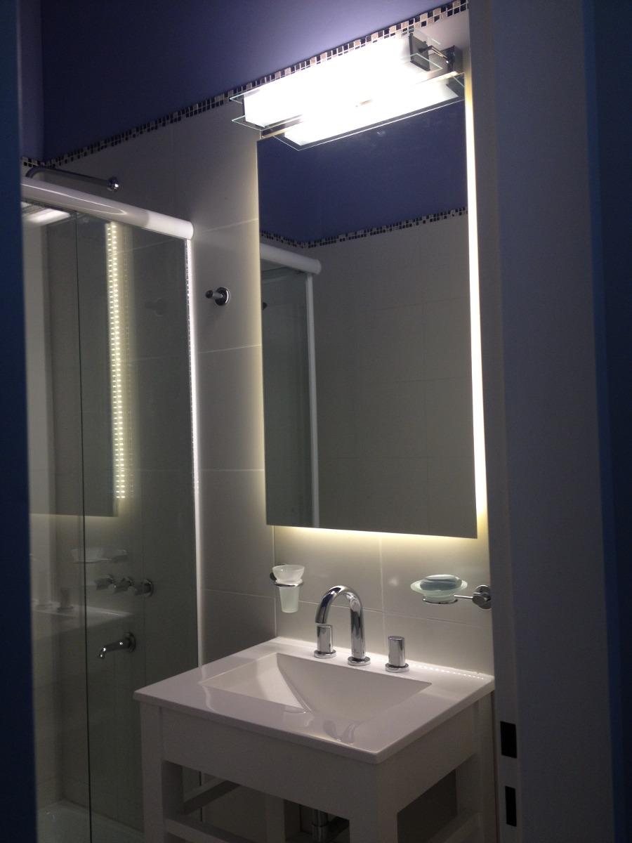 Espejos para baos con luz - Espejo bano luz integrada ...