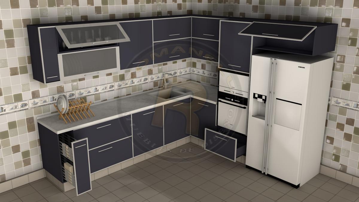 Muebles de cocina johnson - Muebles de cocina merkamueble ...