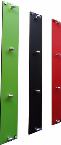 organizador de carteras perchero de 4 ganchos- nuevo diseño!