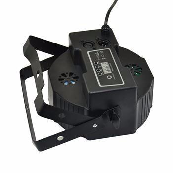 par led protón tacho rgb dj dmx profesional 36 led x 3 watts