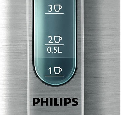 pava electrica philips hd4631 selector de temp. para mate