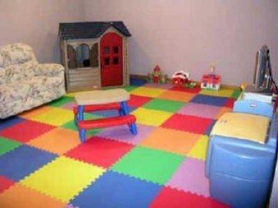 pisos goma eva encatrable 50 x 50 cm / espesor 16mm / bebes