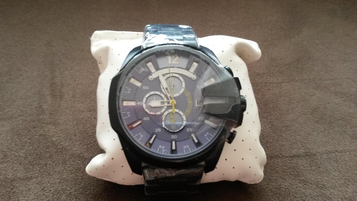 d6fb06fc7236 reloj diesel hombre mercanolibre