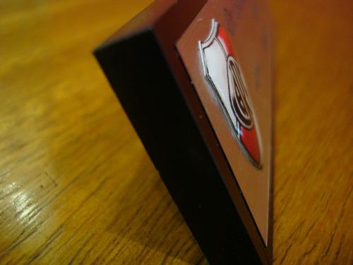 river boca independiente racing san lorenzo chapa escritorio