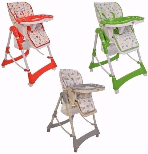 silla de comer bebes 5 alturas 5 posiciones reclinado nueva