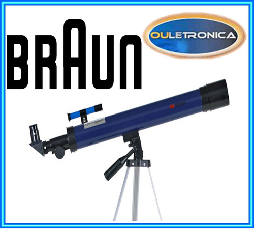 telescopio braun oculares