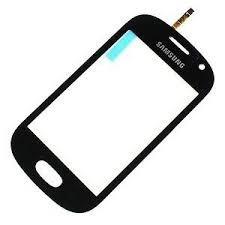 touchscreen tactil original fame 6810 negro blanco azul
